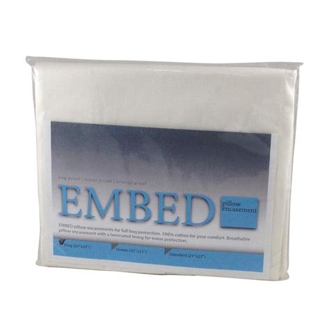 bed bug pillow encasements buy bed bug proof pillow encasement to get rid of bed bugs