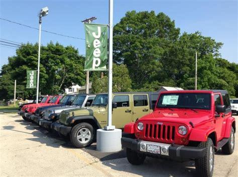 Jeep Dealerships In Ri Paul Bailey S Chrysler Dodge Jeep Ram 44 Photos 20