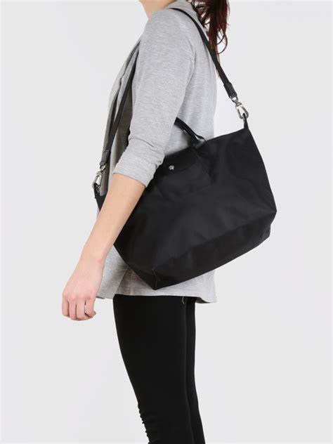 Longch Le Pliage Neo Handbag longch le pliage n 233 o black m luxury bags