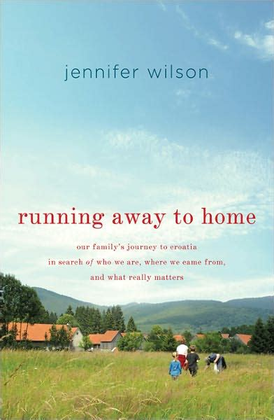 running away a memoir books book spotlight running away to home by wilson
