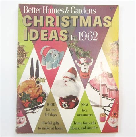 111 Best Vintage Better Homes Garden Magazine Images On Better Homes And Gardens Craft Ideas