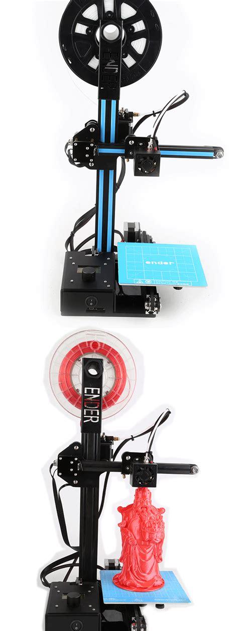 Ender 2 3d Printer ender 174 ender 2 diy 3d printer kit 1 75mm 0 4mm nozzle