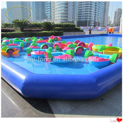 hand pedal boat colorful plastic small hand pedal boat kids hand paddle