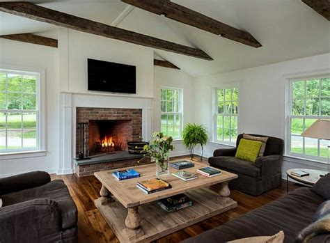 farmhouse chic living room farmhouse chic living room with fireplace stonerockery