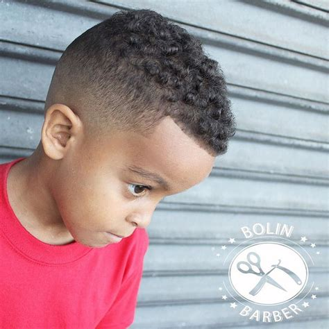 toddler boy faded curly hairsstyle best 25 kids hairstyles boys ideas on pinterest boy
