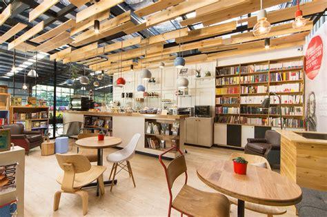 interior design universities in europe gallery of 9 190 bookstore caf 233 plasma nodo 2