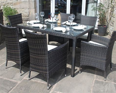 rattan patio furniture sets rattan patio furniture set rattan garden dining sets