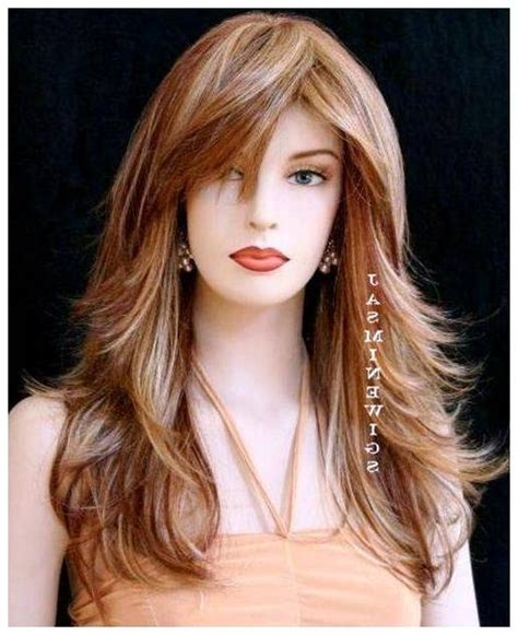 best hair styles for a long narrow face 20 ideas of long hairstyles for thin hair oval face