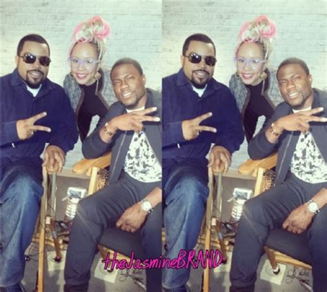 along with the gods interview interview kevin hart ice cube talk ride along