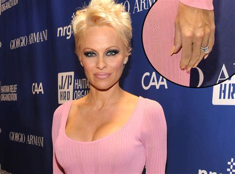 Pamela Anderson Remarries Paris Hilton's *** Tape Partner