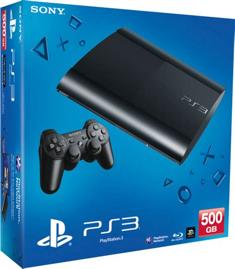 Ps 3 Slim Cfw 500gb sony playstation 3 slim 500gb console consoles zavvi