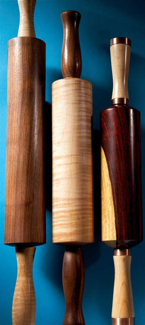 tims rolling pins popular woodworking magazine