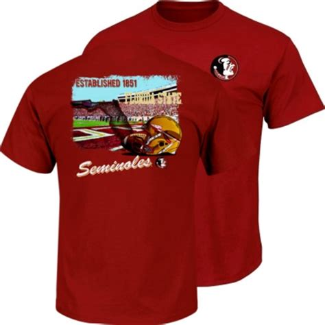 florida state seminoles apparel gear fsu clothes merchandise