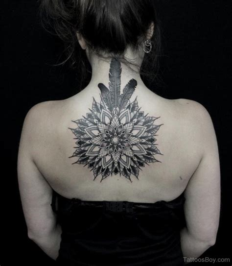 mandala tattoo on back mandala tattoos designs pictures