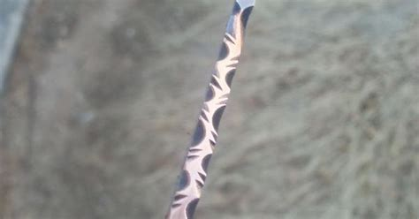 knife vine pattern i keep trying the vine pattern the knife network forums