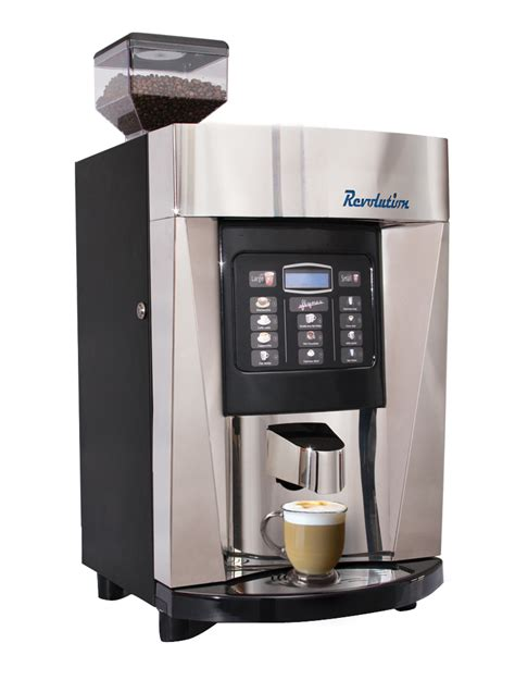 Coffee Vending Machine revolution automatic coffee machine essential coffee