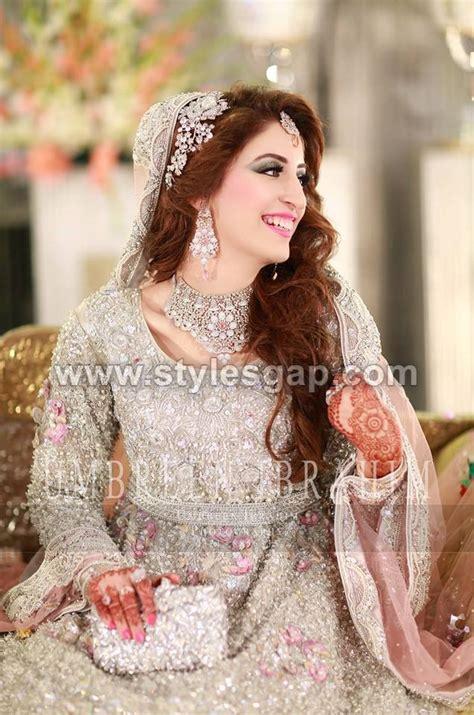 latest beautiful walima bridal dresses collection