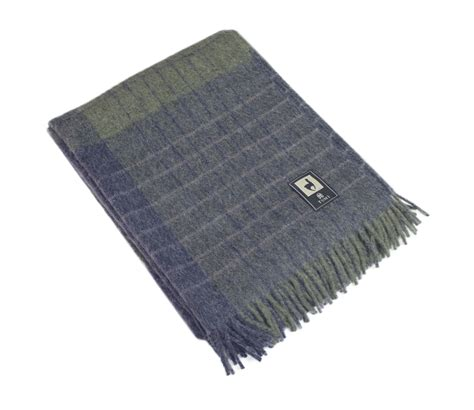 Wool Blankets And Throws by Alpaca Merino Woven Blanket Throw 100 Wool Soft