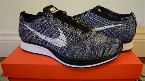 Nike Flyknit Racer 2 0 Oreo nike flyknit racer 2 0 oreo review on