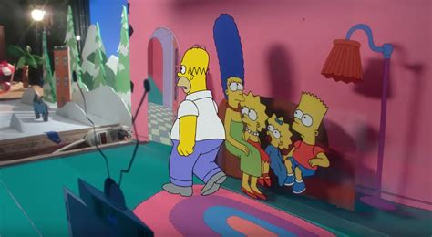 best simpsons couch gag robot chicken creates couch gag for the simpsons indiewire