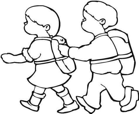 person walking coloring page 11 images of coloring pages of people walking student