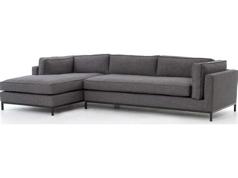 sofa with two chaises sofa with two chaise sofa small l shaped navy blue