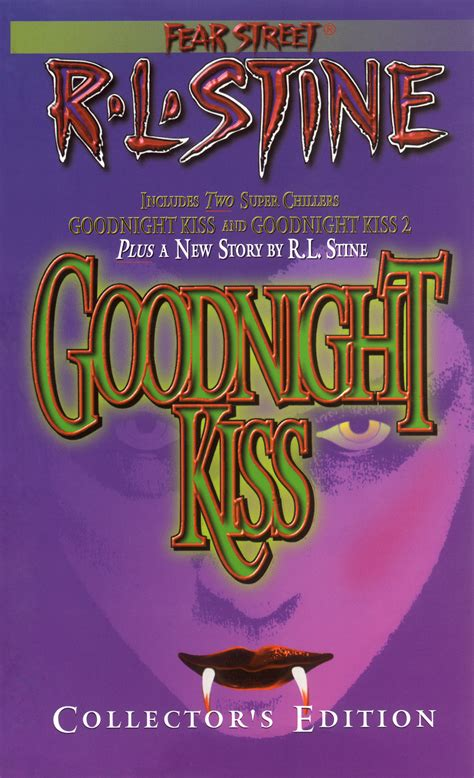 Rl Stine Fear Goodnight 1 2 goodnight book by r l stine official publisher