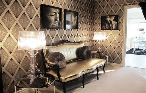 Black And Gold Living Room Ideas by Interior Designs Categories Home Interior Design Living