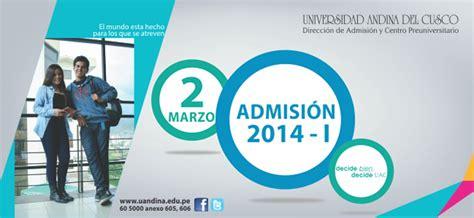resultados examen admision untecs 2014 i 30 marzo ingresantes www resultados examen de admisi 243 n uac 2014 i 2 de marzo 2014