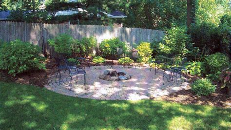 Backyard R by Backyard Landscape R E Marshall Nursery