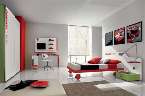 kids red bedroom modern kid s bedroom design ideas