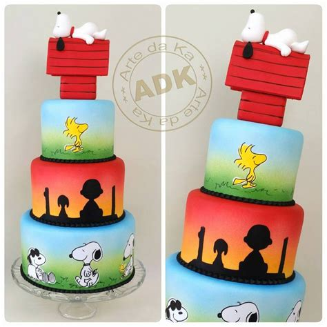 Snoopy Cake Decorations by 77 Best Cakes Snoopy Scooby Doo Images On
