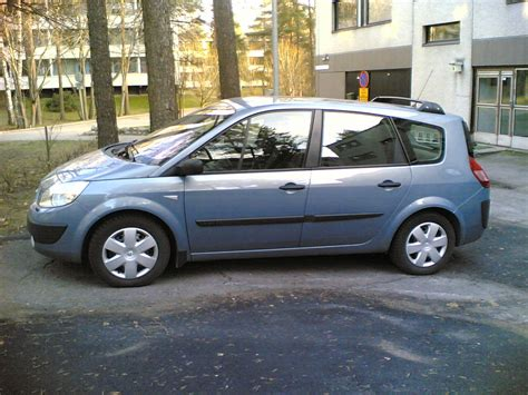 renault scenic 2005 2005 renault grand scenic pictures information and