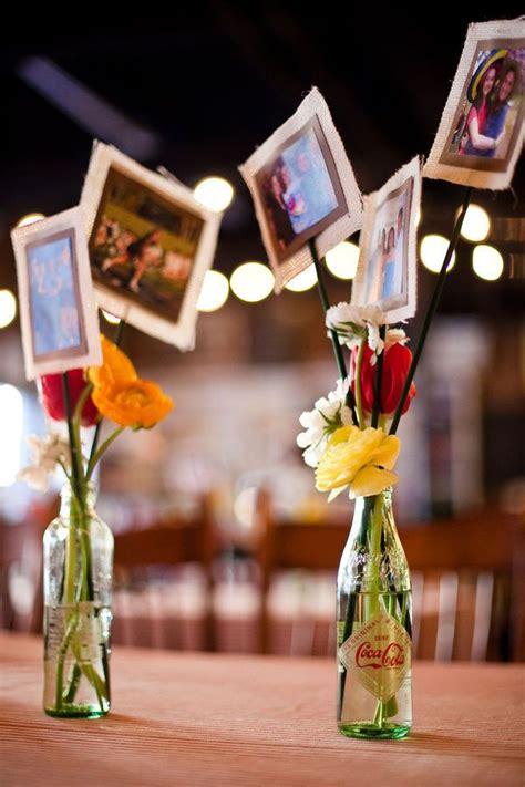 centerpieces using photos best 10 photo centerpieces ideas on pinterest picture