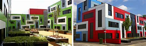 fassadenverkleidung trespa exterior cladding panels trespa 174 meteon 174