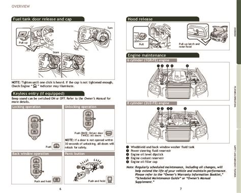 2009 toyota 4runner reference owners guide
