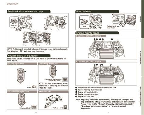 best car repair manuals 2009 toyota 4runner user handbook 2009 toyota 4runner reference owners guide