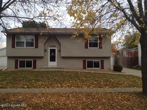 5018 24th ave nw rochester mn 55901 foreclosed home