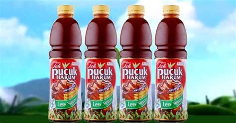 Teh Pucuk Harum 1 Dus strategi pucuk harum mencuri pasar teh siap minum media pharma indonesia