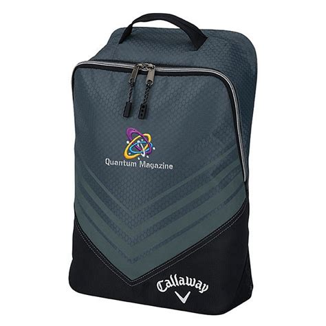 sports shoe bag promotional callaway sport shoe bag customized callaway