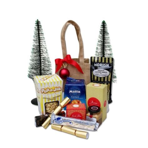 christmas bells gift baskets perth send christmas gift