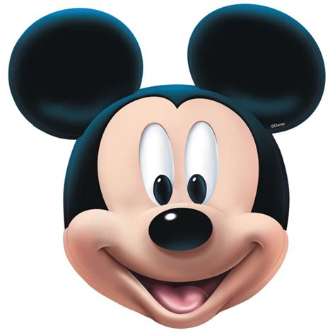 Topeng Smiling mickey mouse pictures
