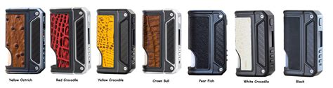 Silicone Therion 75c Dna Dna75c Lost Vape Rubber Sleeve Silikon therion bf dna75c squonker tc box mod 75w by lost vape