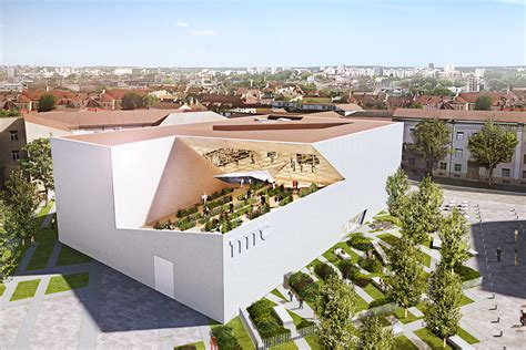Drawing Center by Modern Center Architect Magazine Studio Libeskind