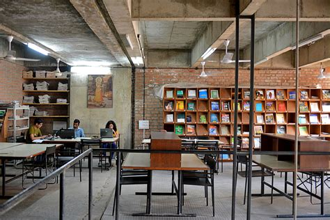School Of Interior Design Ahmedabad by Library Cept Library Cept