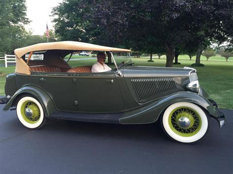 Ford For Sale by 1934 Ford For Sale 1925235 Hemmings Motor News