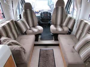 caravan motor caravan boat furnishings and upholstery