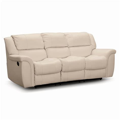 Dual Reclining Leather Sofa Coming Soon Valuecity