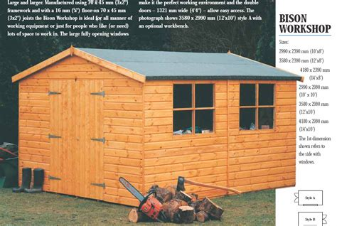 Sheds For Sale In Ireland by Woodworking Plans For Nesting Tables Garden Storage Sheds