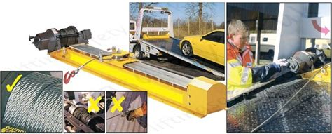 Ramsey Reelsmart Slide Bed Vehicle Winch Liftingsafety